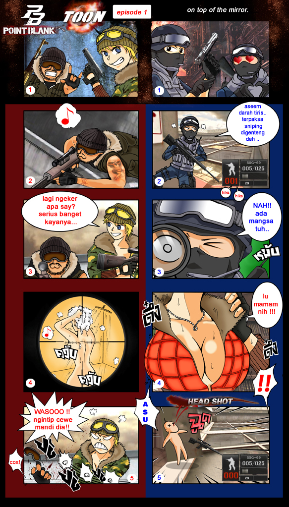 komik point blank lucu. Komik+point+lank+lucu
